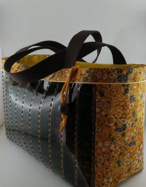 Sac panier Klimt