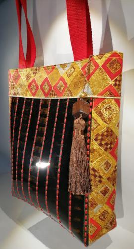 Grand sac thème Klimt