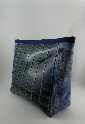 Trousse de toilette Klimt  Bleu
